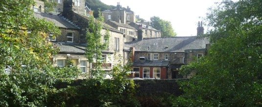 Hebden Bridge, Yorkshire